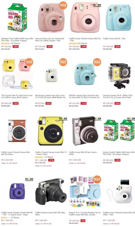 Instax Studio Fujifilm Refill Mini Film Plain 60 Lembar Polos Twinpack 2x30 Promo Lazada Kemera Instan