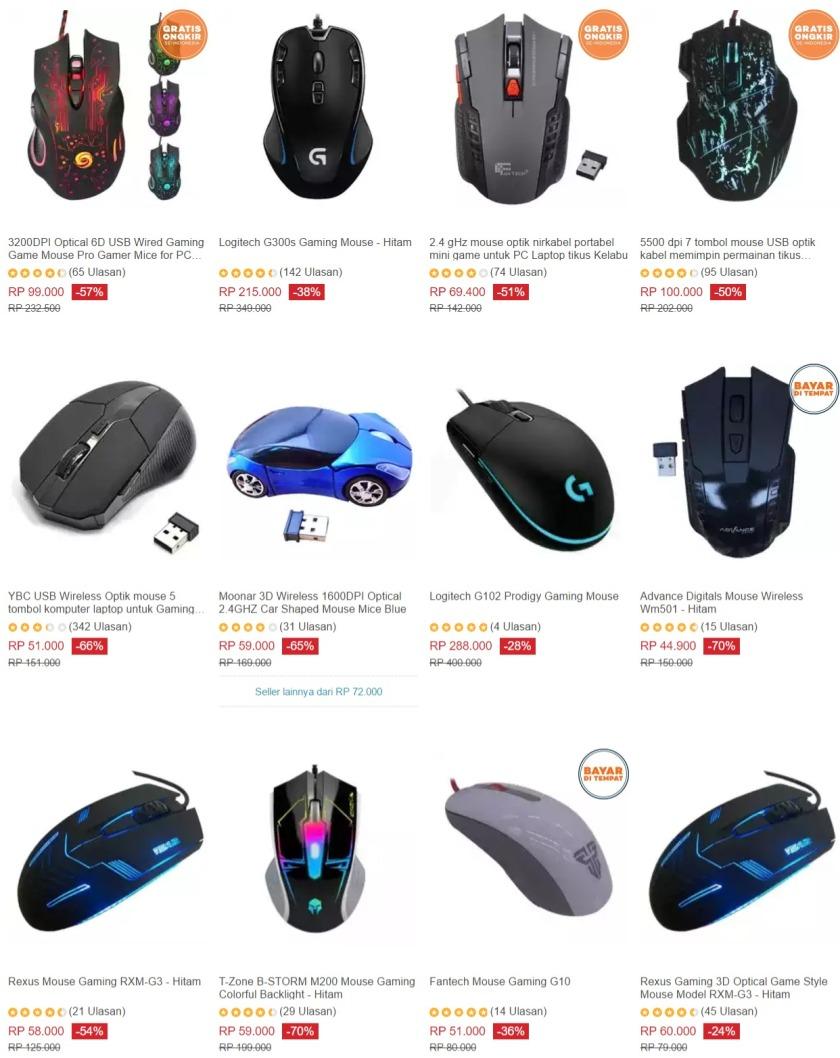 Logiitech G102 Prodigy Gaming Mouse 6000 Dpi Hitam Update Daftar Garansi Resmi Logitech 2 Tahun Source Promo Lazada Kupon